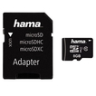 00123971 microSDHC 8GB Class 10 UHS-I 45MB/s + Adapter/Action-Cam