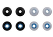00122678 Silikon-Ersatzohrpolster Größe M 8 Stück