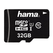 microSDHC Speicherkarte 32GB Class 10 UHS-I 45MB/s ohne Adapter/Mobile