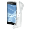 """00181684 Smartphone-Cover """"Crystal Clear"""" Sony Xperia XZ1 Compact"""