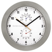 """00123159 DCF-Funk-Wanduhr """"PG-300"""" mit Thermo-/Hygrometer"""