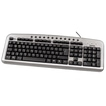 "00113710 Gaming-Keyboard ""uRage Lethality"""
