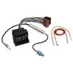 00080719 Kfz-DIN-Adapter mit Phantomeinspeisung für AUDI + VW