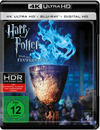 Harry Potter und der Feuerkelch - 2 Disc Bluray (4K Ultra HD BLU-RAY + BLU-RAY)