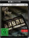 Harry Potter und der Gefangene von Askaban - 2 Disc Bluray (4K Ultra HD BLU-RAY + BLU-RAY)