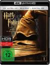 Harry Potter und der Stein der Weisen - 2 Disc Bluray (4K Ultra HD BLU-RAY + BLU-RAY)