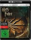 Harry Potter und die Kammer des Schreckens - 2 Disc Bluray (4K Ultra HD BLU-RAY + BLU-RAY)