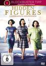 Hidden Figures - Unerkannte Heldinnen (DVD)