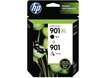901XL High Yield Black/901 Tri-color 2-pack
