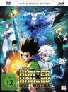 Hunter x Hunter - The Last Mission Limited Special Edition (BLU-RAY + DVD)