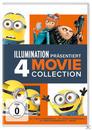 Ich-Einfach Unverbesserlich 1-3 & Minions DVD-Box (DVD)