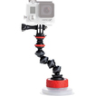 Suction Cup & GorillaPod Arm Halterung für Action Cams inkl. GoPro-Adapter