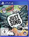 Just Sing (Software Pyramide) (PlayStation 4)