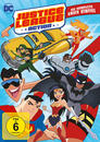 Justice League Action - Staffel 1 DVD-Box (DVD)