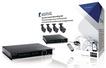 SAS-SETDVR45 Security Set mit 500 GB DVR und 4 Kameras