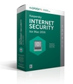 Internet Security for Mac 16 DACH Edition 1-Desktop 1 year Base Box