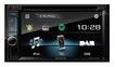 DDX4017DAB Autoradio 15,7cm/6,2'' Doppel-DIN DAB+ Bluetooth Time Shift