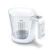 75877 Küchenwaage MIA 1,0l Messbecher 3kg 1g LCD-Display