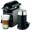 XN 301 T Pixie Nespressoautomat 19bar 0,7l + Welcome-Pack + Aeroccino