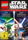 Lega Star Wars: Das Imperium schlägt ins Aus & Die Padawan Bedrohung (DVD)