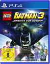 LEGO Batman 3: Jenseits von Gotham (Software Pyramide) (PlayStation 4)