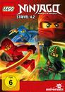 LEGO Ninjago Staffel 4, Teil 2 (Folgen 39-44) (DVD)