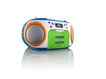 SCR-970 MP3 Kids CD-Player Kassette FM-Radio Netz-/Batteriebetrieb