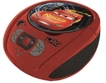 RCD108DC Radio-CD-Player im Disney Cars Design AUX-IN