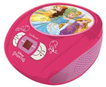 RCD108DP Radio-CD-Player im Disney Princess Design AUX-IN