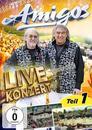 Live Konzert-Teil 1 (Die Amigos)