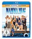 Mamma Mia: Here We Go Again! (BLU-RAY)