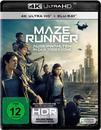 Maze Runner: Die Auserwählten in der Todeszone - 2 Disc Bluray (4K Ultra HD BLU-RAY)