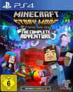 Minecraft Story Mode - The Complete Adventure (PlayStation 4)