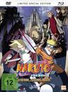 Naruto - The Movie 2: Die Legende des Steins von Gelel Mediabook (BLU-RAY + DVD)