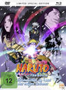 Naruto - The Movie - Geheimmission im Land des ewigen Schnees Limited Special Edition (BLU-RAY + DVD)