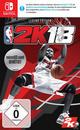 NBA 2K18 - Legend Edition (Nintendo Switch)