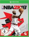NBA 2K18 - Standard Edition (Xbox One)