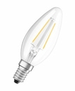 LED Retrofit Classic B40 LED-Lampe A++ 4W E14 warmweiß klar
