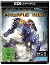 Pacific Rim (4K Ultra HD BLU-RAY + BLU-RAY)