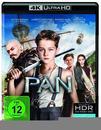 Pan (4K Ultra HD BLU-RAY + BLU-RAY)