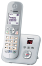 KX-TG6821GS schnurloses Telefon Anrufbeantworter Eco Modus