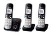 KX-TG6823 schnurloses Telefon mit Anrufbeantworter 30min