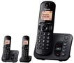 KX-TGC223GB Schnurlostelefon mit Anrufbeantworter 18min