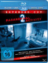 Paranormal Activity 2 Extended Version (BLU-RAY)