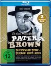 Pater Brown: Die besten Kriminalfälle des Pater Rown (BLU-RAY)