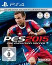 PES 2015: Pro Evolution Soccer - Day One Edition (PlayStation 4)
