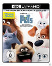 Pets (4K Ultra HD BLU-RAY + BLU-RAY)