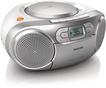 CD-Soundmachine mit Kassette und Radio AZ127/12