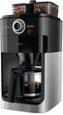 HD7766/00 Grind & Brew Filterkaffeemaschine mit Mahlwerk