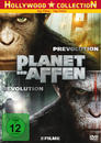 Planet der Affen - Prevolution + Revolution Hollywood Collection (DVD)